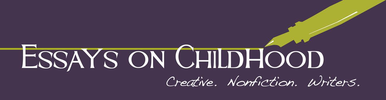 Essays On Childhood  Longridge Editors  Esse Diem Logo By Mark Wolfe Design